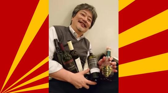 """Познатиот јапонски оперски пејач ја испеа """"Ако Умрам Ил Загинам"""""""