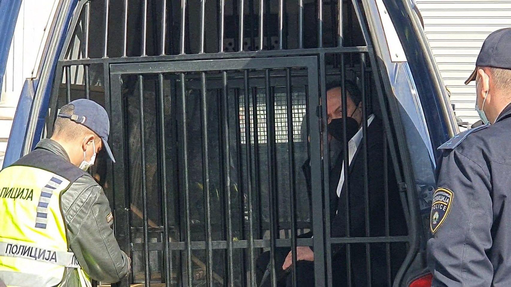 """Пресуда за """"Таргет-Тврдина"""": 12 години затвор за Мијалков, 4 за Јанкуловска, вкупно 55 со останатите обвинети"""