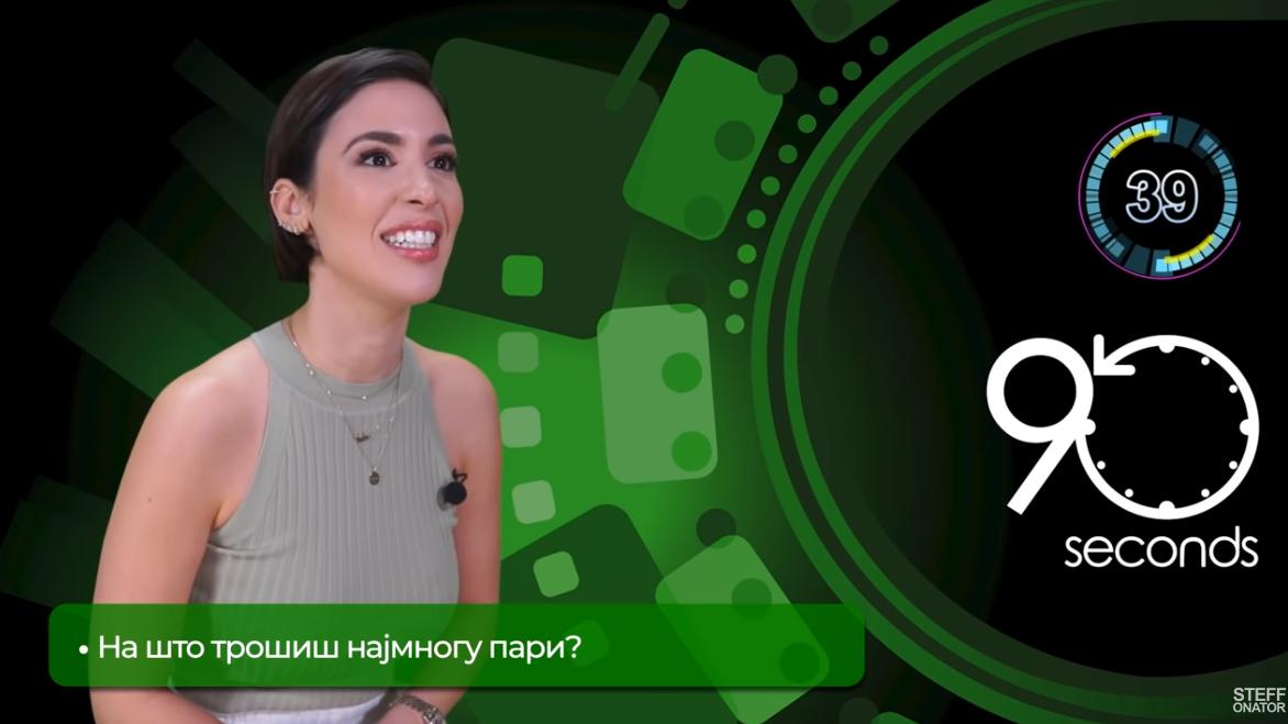 90 СЕКУНДИ С3 Е19 | Дуња Јованиќ